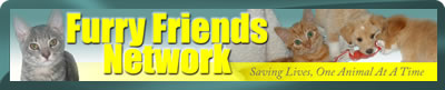 Furry Friends Network banner